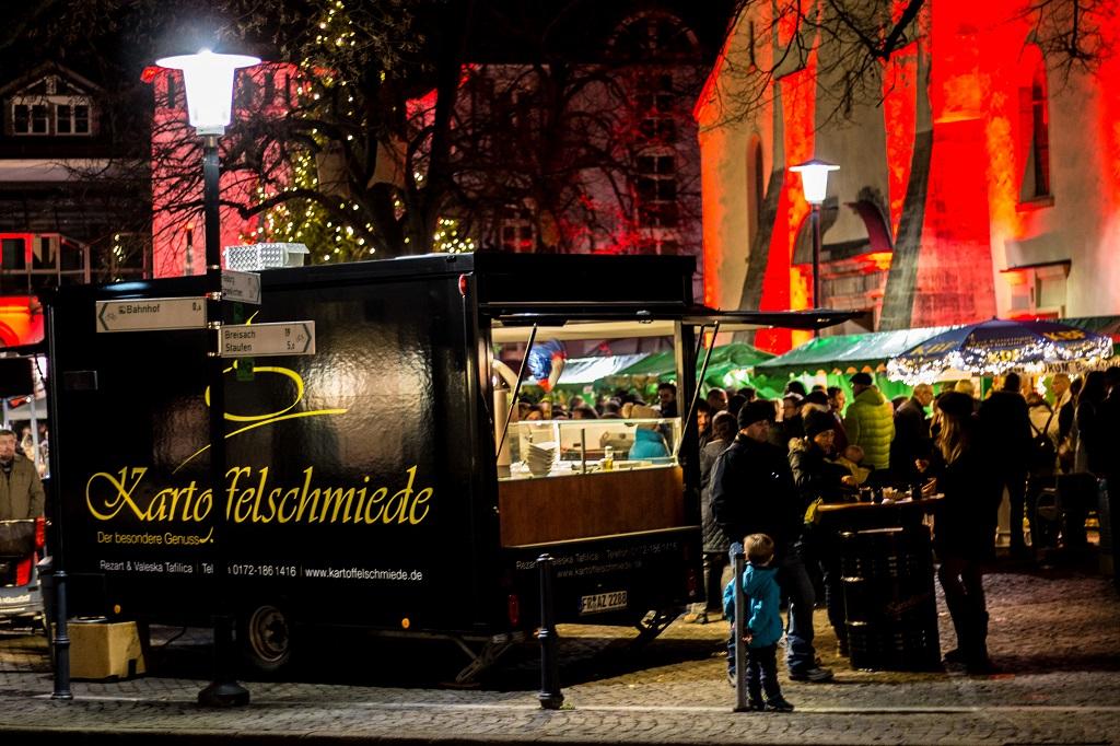 Christkindlemarkt-Bad Krozingen-Kartoffelschmiede