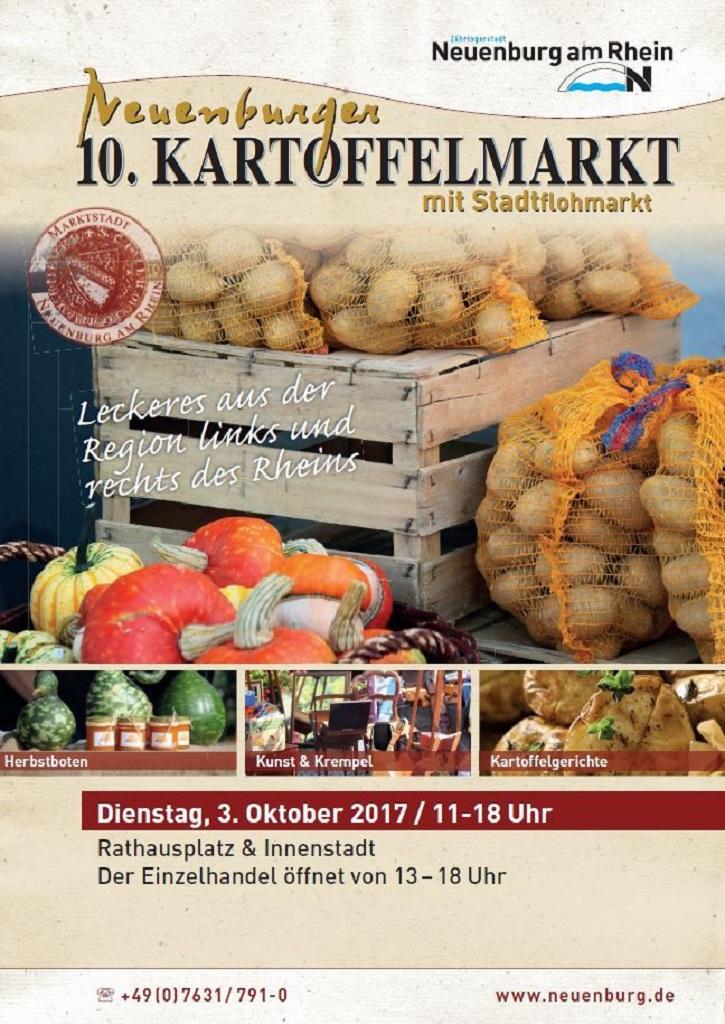 Kartoffelmarkt Neuenburg